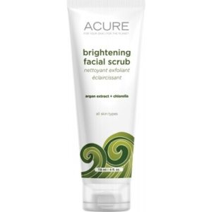 Brightening Facial Scrub Argan Stem Cell + Chlorella 118ml