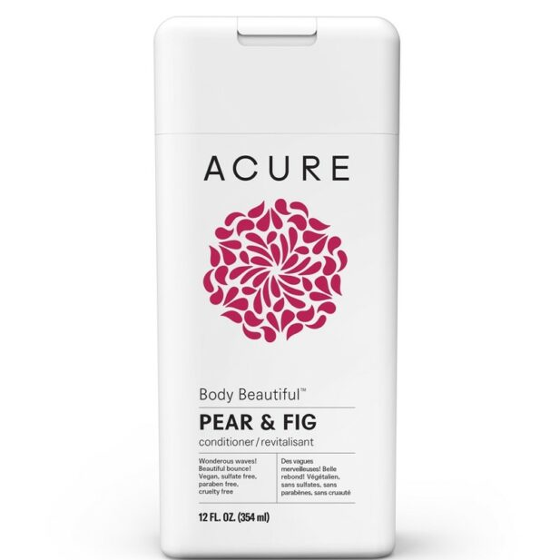 Acure Body Beautiful Conditioner - Pear and Fig 354ml