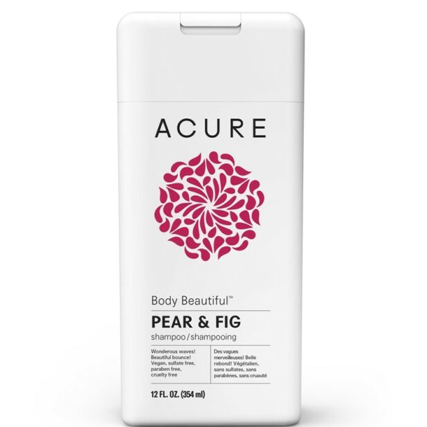 Acure Body Beautiful Shampoo - Pear and Fig 354ml