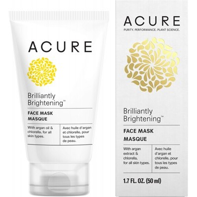 ACURE Brilliantly Brightening Face Mask - 50ml