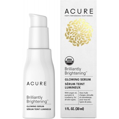 ACURE Brilliantly Brightening Glowing Serum - 30ml