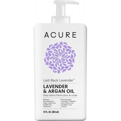 Acure Laid-Back Lavender Body Lotion 354ml