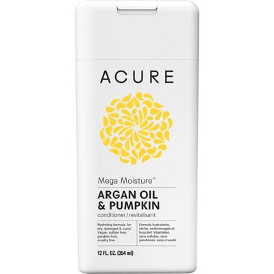 ACURE Mega Moisture Conditioner - Argan and Pumpkin 354ml