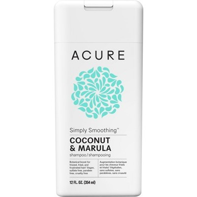 ACURE Simply Smoothing Shampoo - Coconut and Marula 354ml