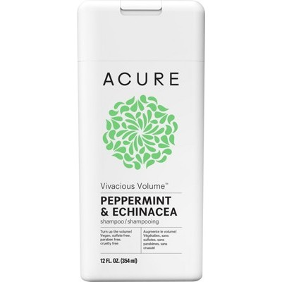ACURE Vivacious Volume Shampoo - Peppermint and Echinacea 354ml
